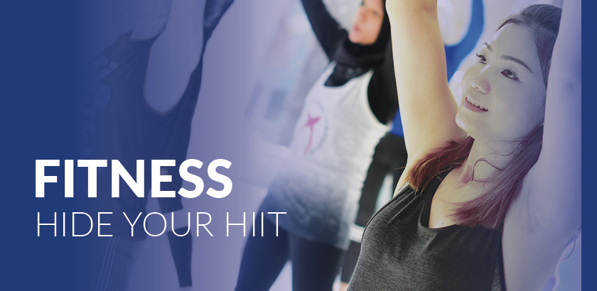USING SCHOOL GAMES FOR HIIT