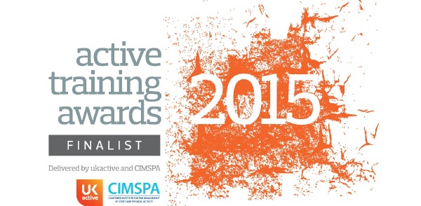 ACTIVE TRAINING AWARDS FINALISTS 2015