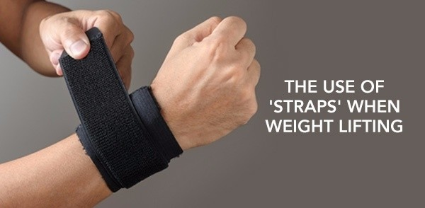 SHOULD YOU USE WEIGHT LIFTING STRAPS?