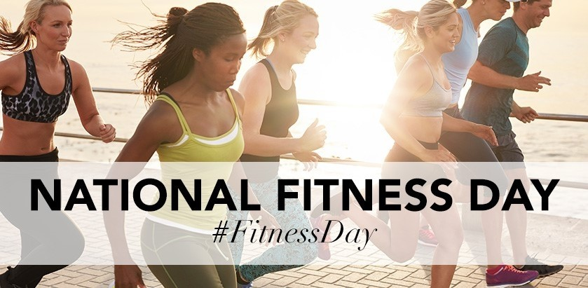 NATIONAL FITNESS DAY 2017