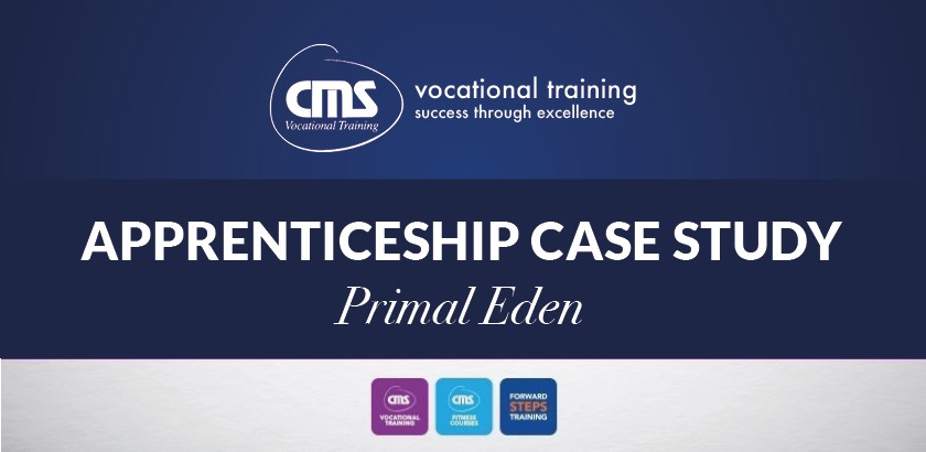cms fitness courses - primal eden
