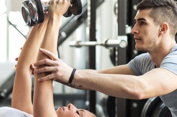 Home cms fitness courses