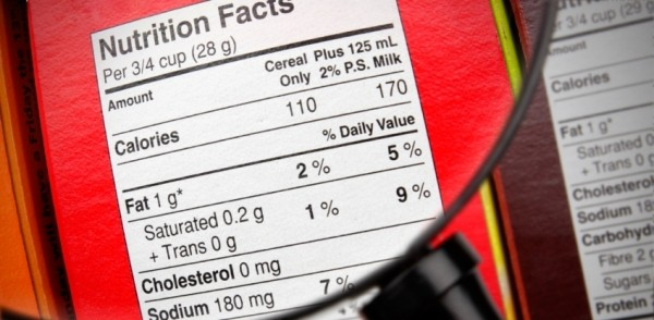 FOOD LABELS: COUNTING CALORIES AND HIDDEN FAT