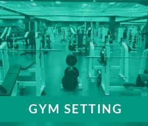 Gym Setting